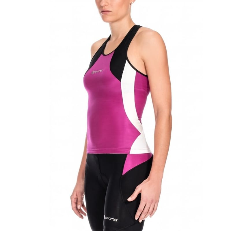 Ladies TRI400 Compression Racer Back Top