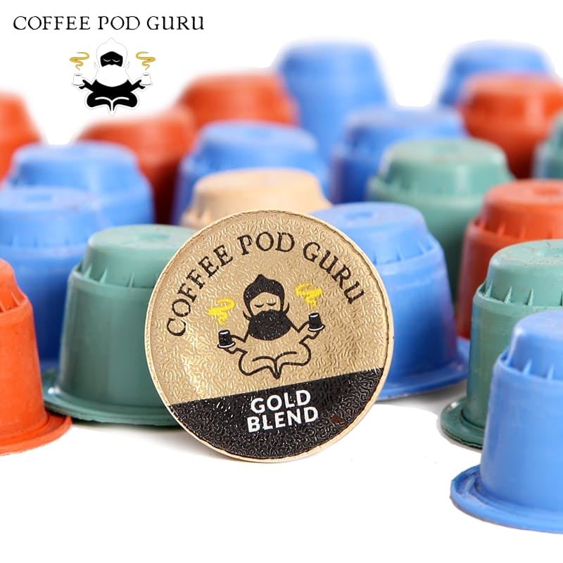 Variety Pack of 100 Nespresso Compatible Pods