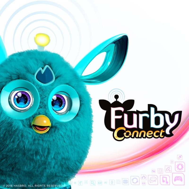 Fur Connect Talking Friend (Connects to Furby Connect World App)