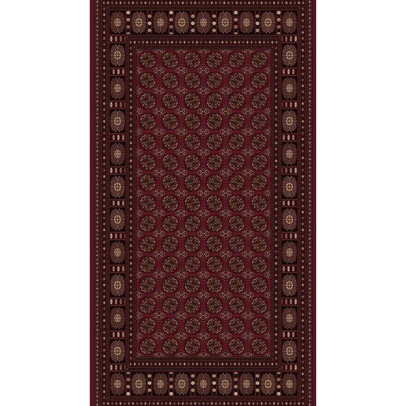 Ascot Collection Polypropylene Indoor Rug