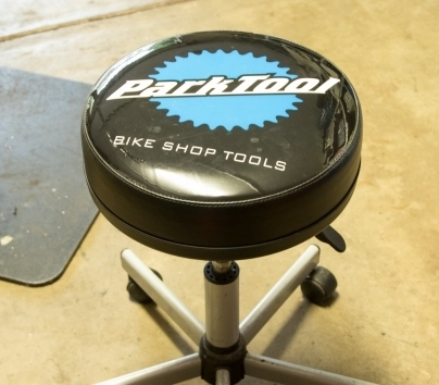 Park Tool STL-2 Rolling Shop Stool