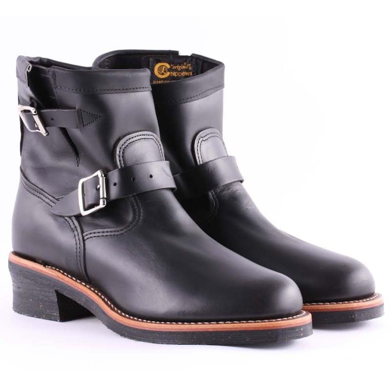 Men's Whirlwind Engineer Slip On Boots