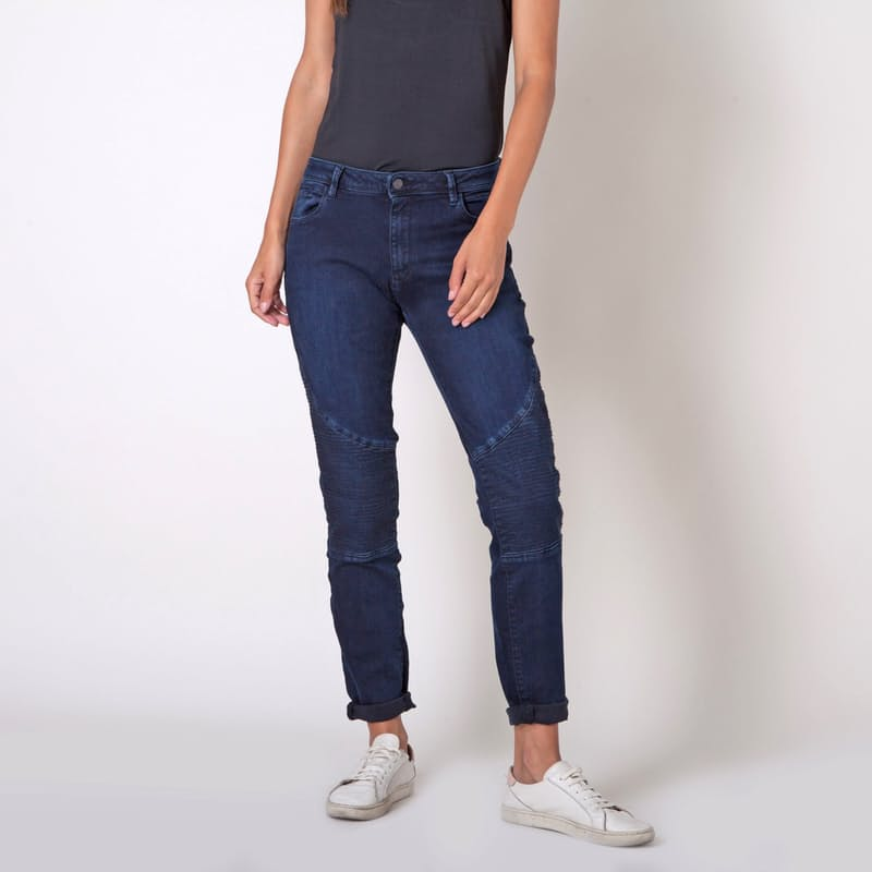 Low-Rise Skinny Ribbed Jeans