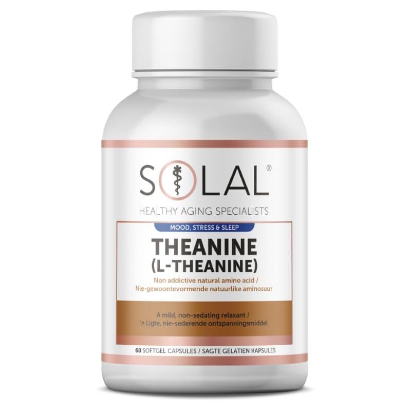 Theanine (1 x 60 Capsules)