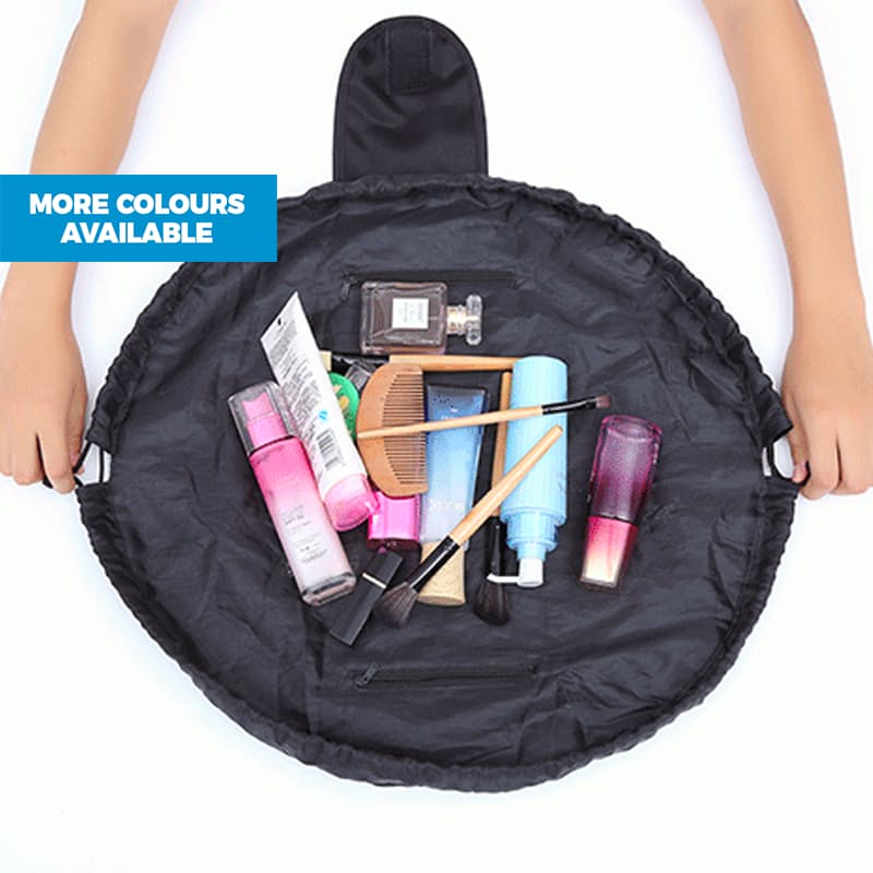 The Ultimate Travel Make-Up Bag (Multiple Colours Available)