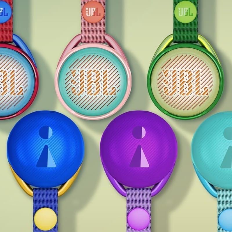 JR Pop Kids Waterproof Bluetooth Speaker
