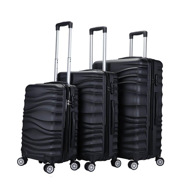 3-Piece Wave Luggage Set