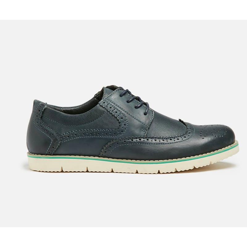 Men's Ashford Leather Brogue Shoes
