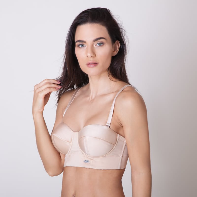 Everyday Comfort Multiway Nude Strapless Bra
