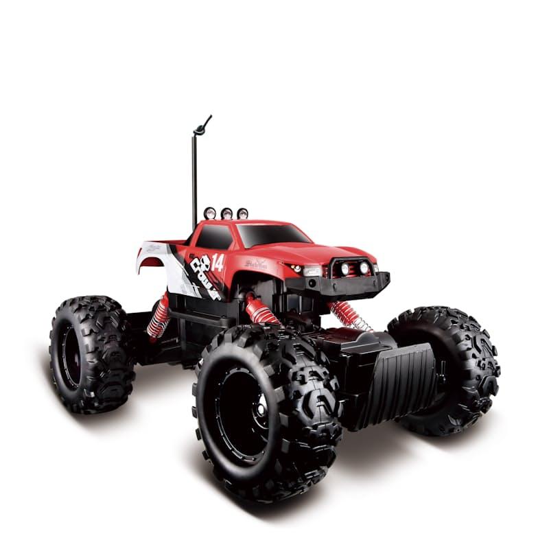 Remote Control Rock Crawler- Ready to Run
