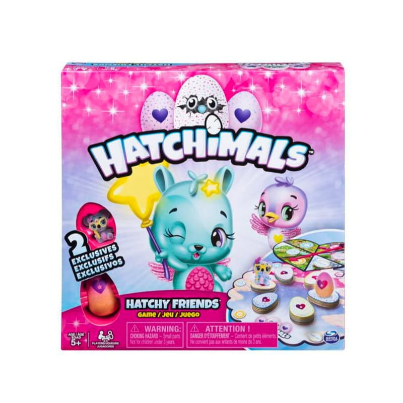 Hatchy Friends Game