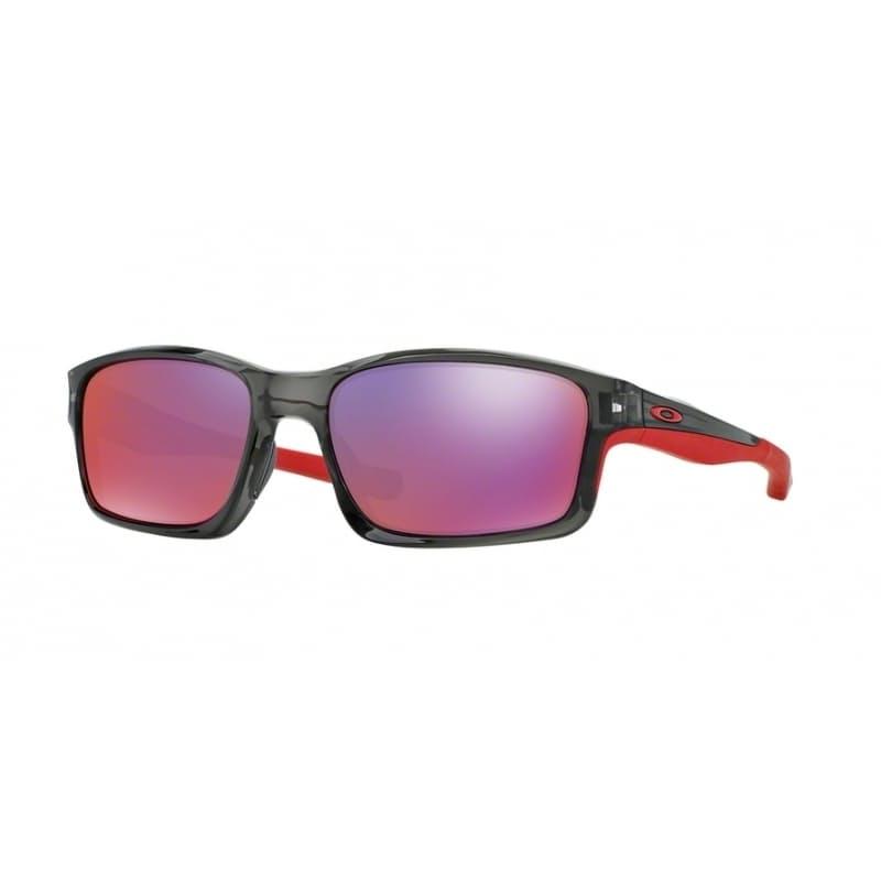 Men's Red Iridium Sunglasses
