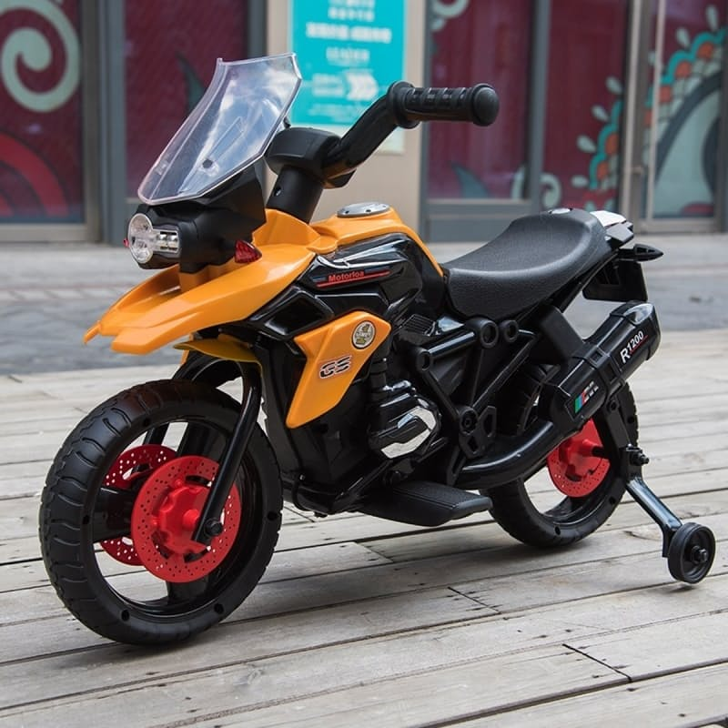 Battery Powered Bolt Motorbike