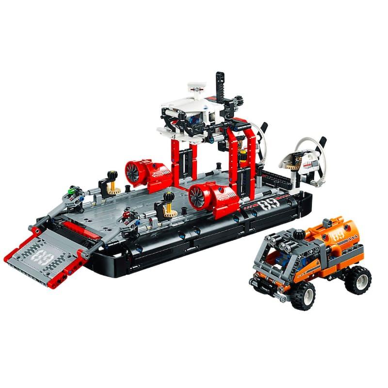 1020-Piece Technic Hovercraft