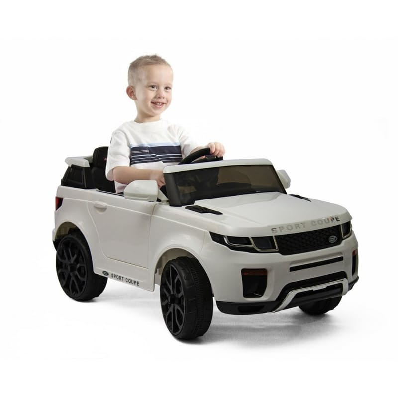 Kids 4x4 SUV Rover with MP3 Function