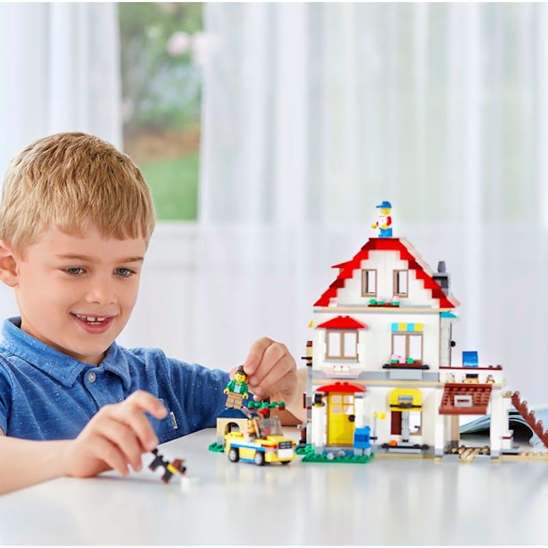 728-Piece Creator Modular Family Villa