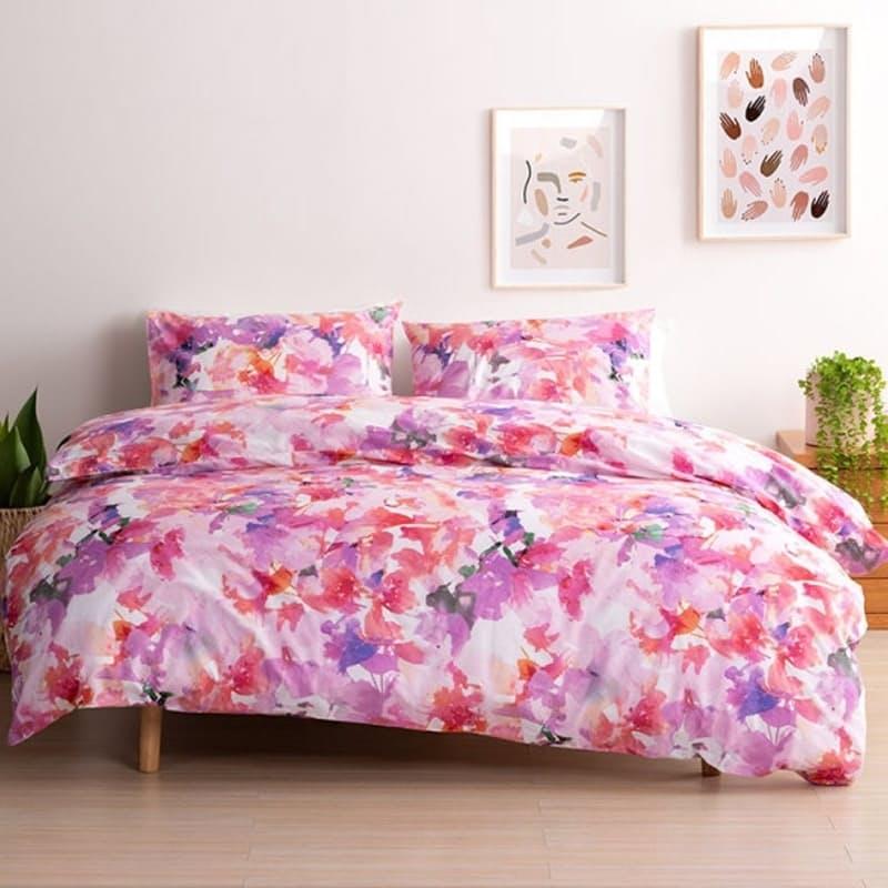 Frances Duvet Cover Set (with Standard Pillowcases)