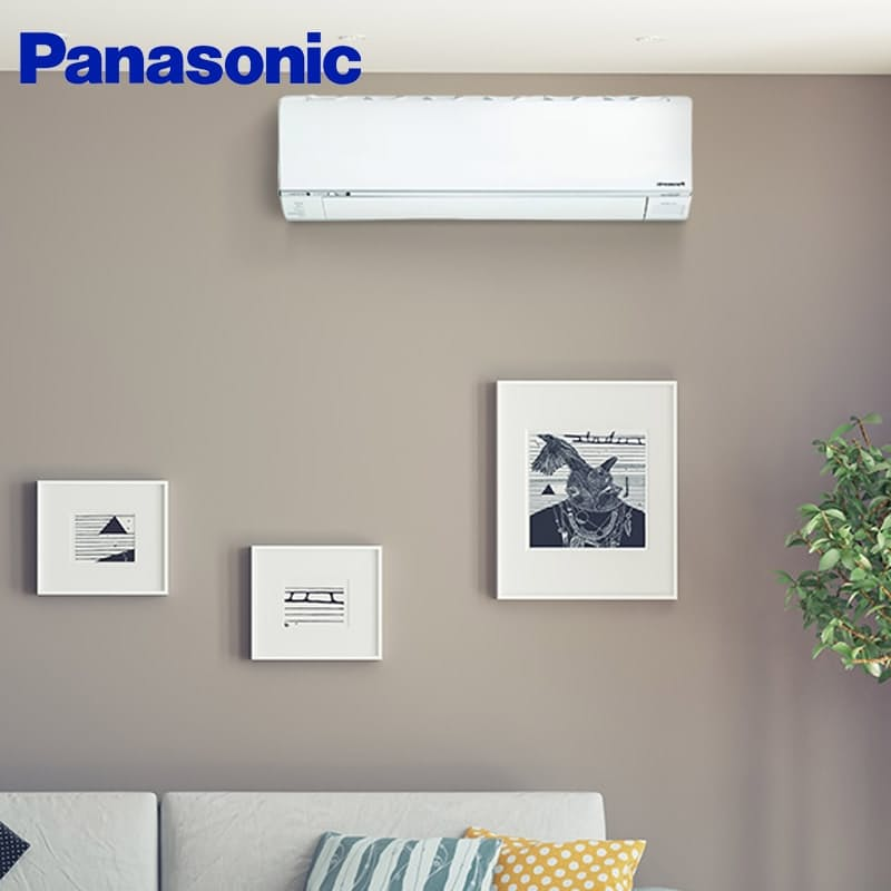 ECONAVI Inverter Air Conditioners- Cooling and Heating