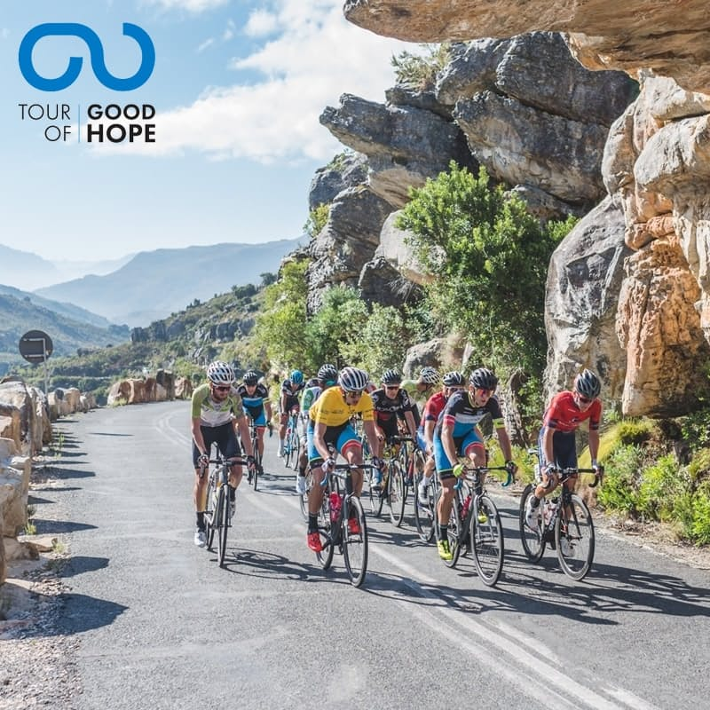 5 Stage Cycle Tour Ticket