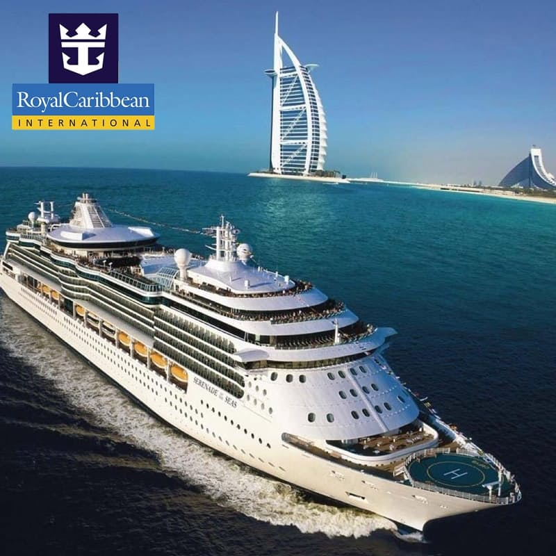 7-Night Christmas Cruise in Dubai on the Jewel of the Seas Including All Meals, Entertainment & Gratuities Per Person