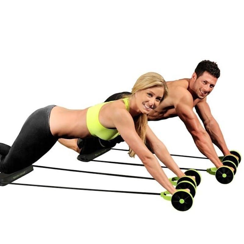 Multipurpose AB Roller Trainer