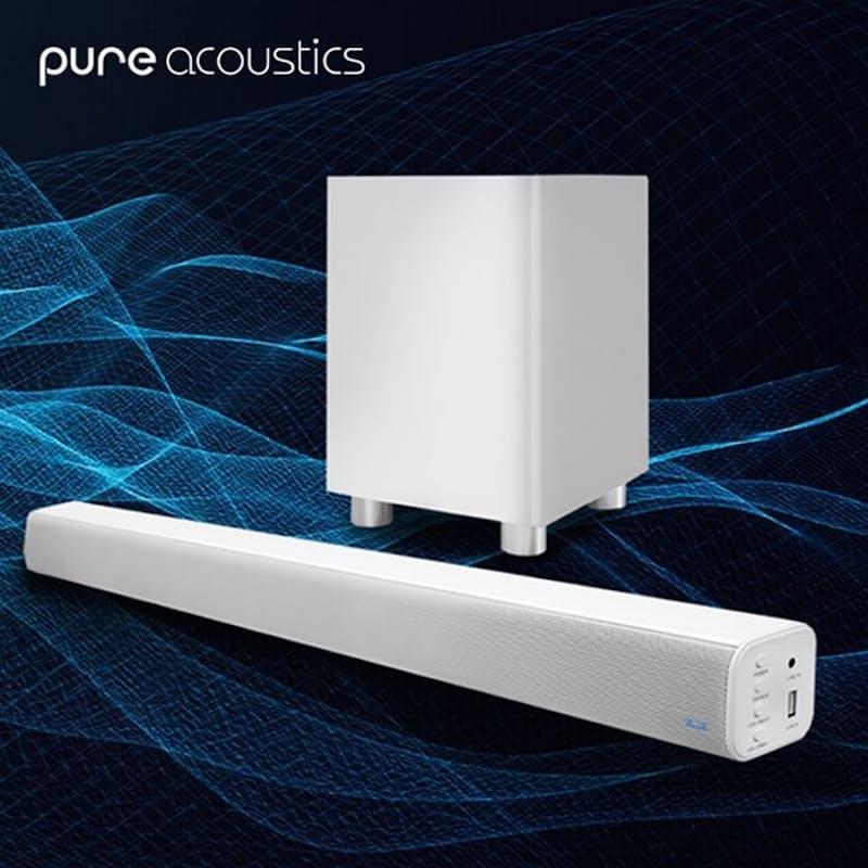2.1 Wireless Bluetooth Soundbar + Subwoofer