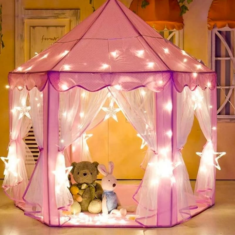 Indoor Castle Themed Play Tents For Boys And Girls