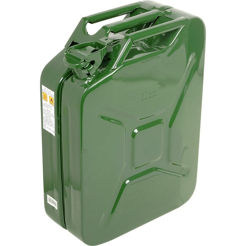 10 Litre or 20 Litre Jerry Can