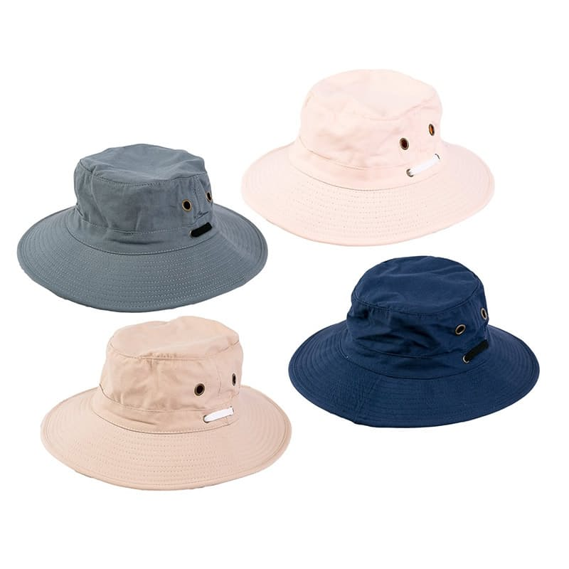 CANSA Approved Outdoor Cotton Crushable Bush Hat