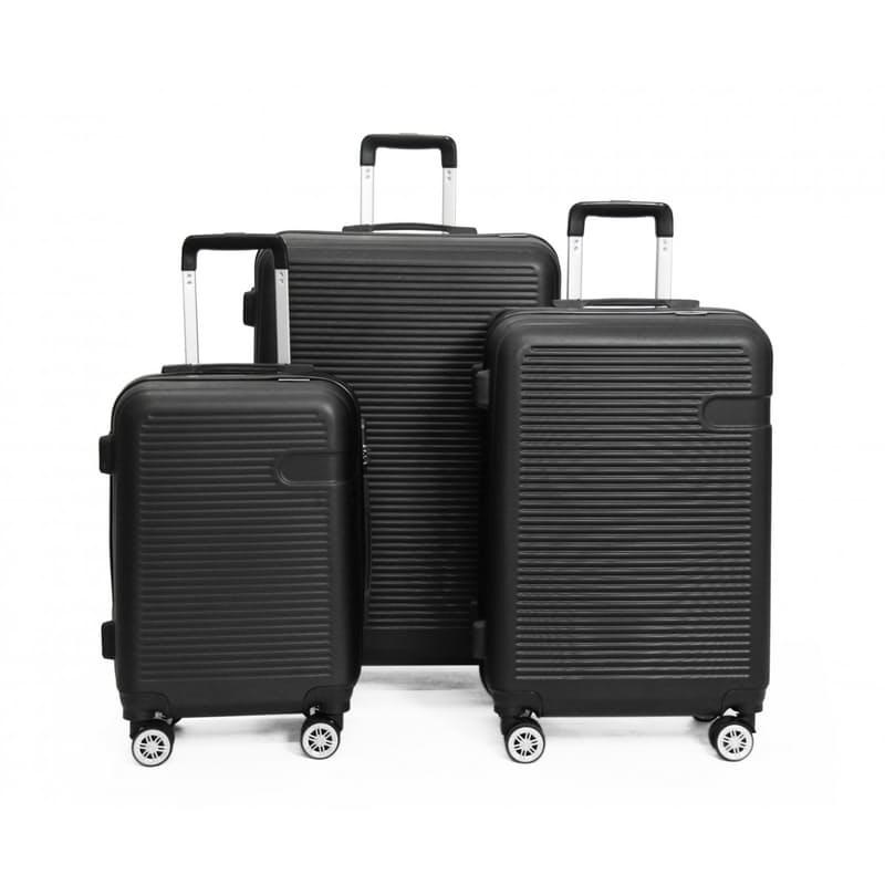 3 Piece Ruby Luggage Set