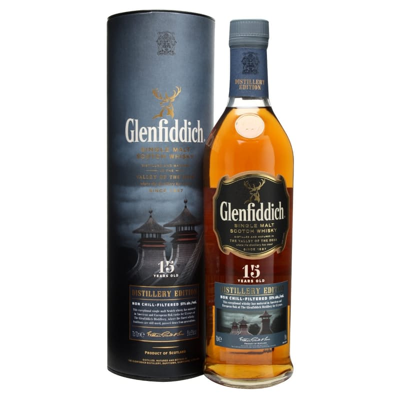 15 Year Distillery Edition 1000ml Single Malt Scotch Whisky