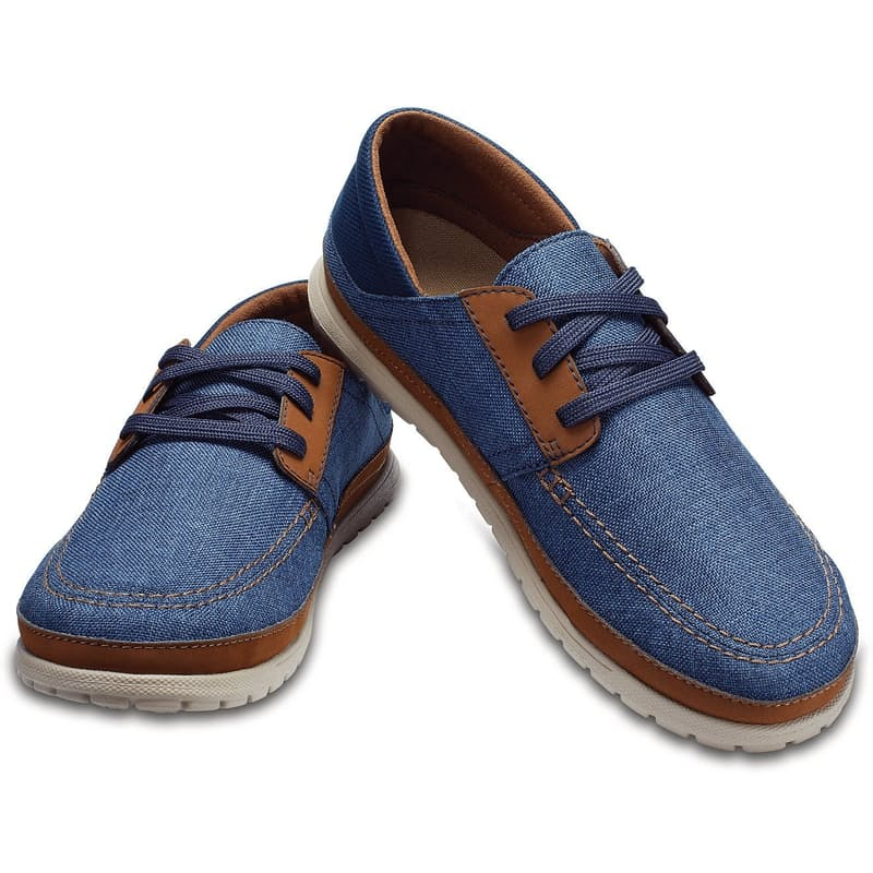 Men's Navy Santa Cruz Playa Lace-Up Shoe