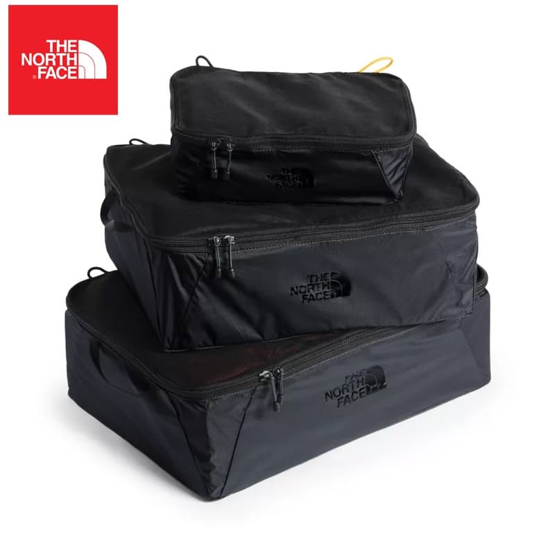 TNF Black Flyweight Package Small, Medium and Large