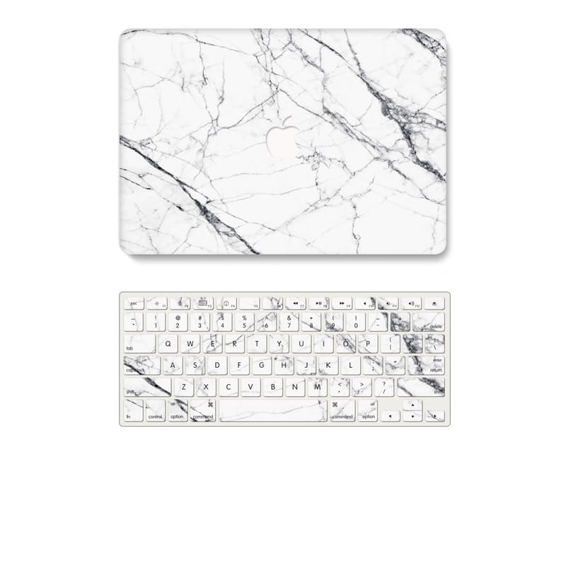 "Protective Cover and Keyboard for 13"" Macbook Air"