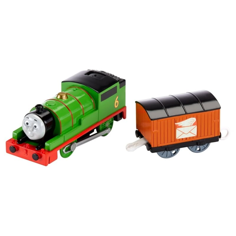 Track Master Motorized Engine Percy
