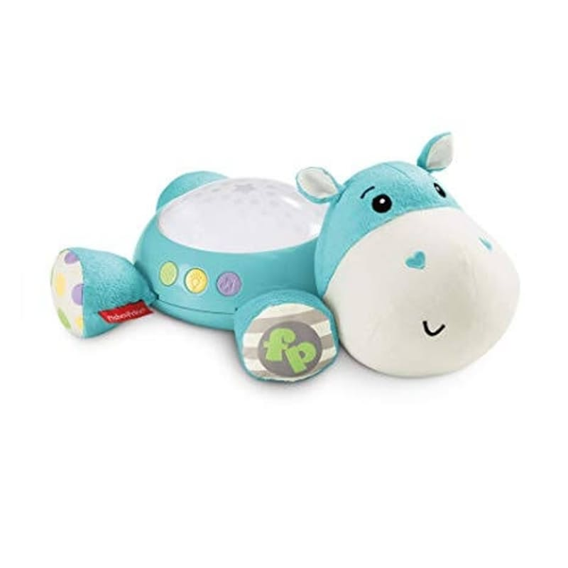 Portable Hippo Projection Soother