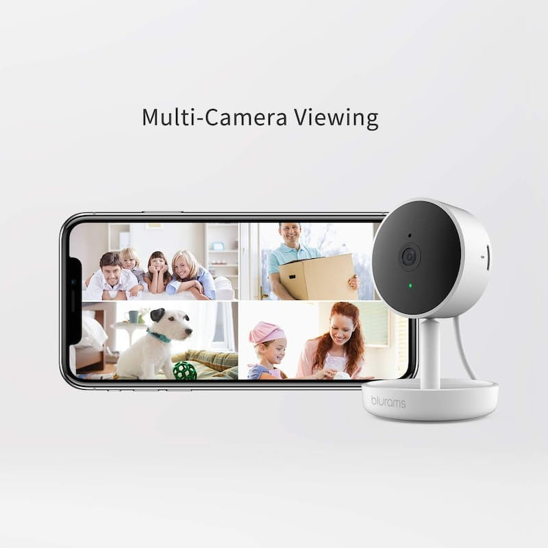 Blurams Home Pro 1080p Security Camera Baby Monitor