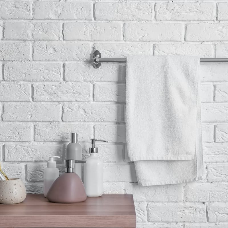 Pack of 2 Summer Luxe Bath Towels or Bath Sheets
