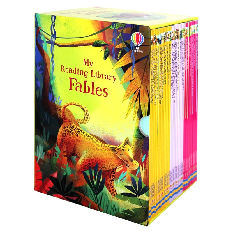 My Fables Library Collection (30 Books)
