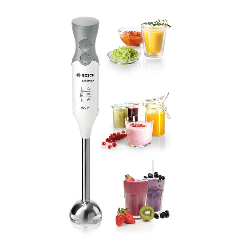 Powerful 600W ErgoMixx Hand Blender with Jug