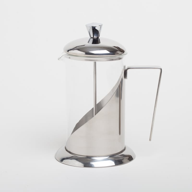 6 Espresso Glass French Press
