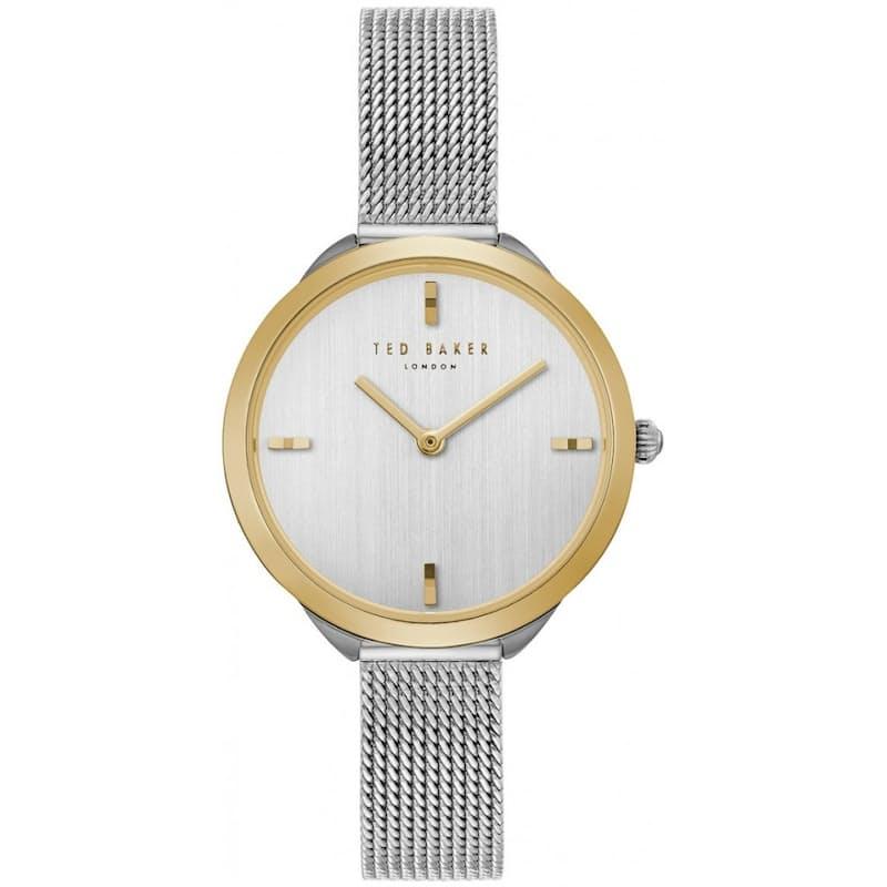 Ladies Silver Stainless Steel Watch