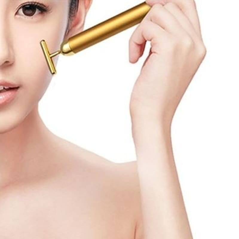 Vibration Therapy Facial Massage Roller