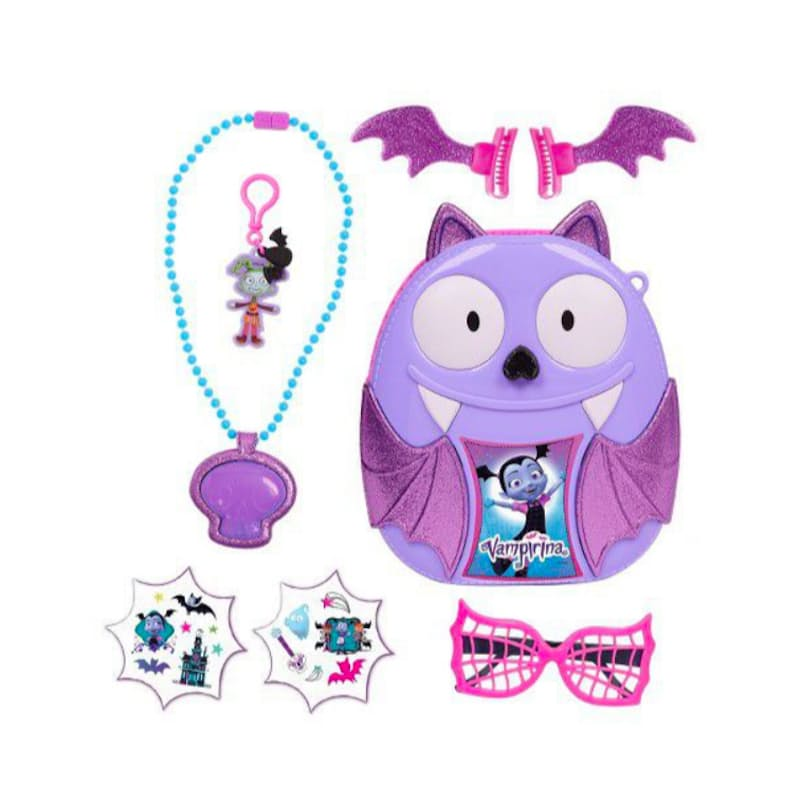 Vampirina Bootastic Backpack Set