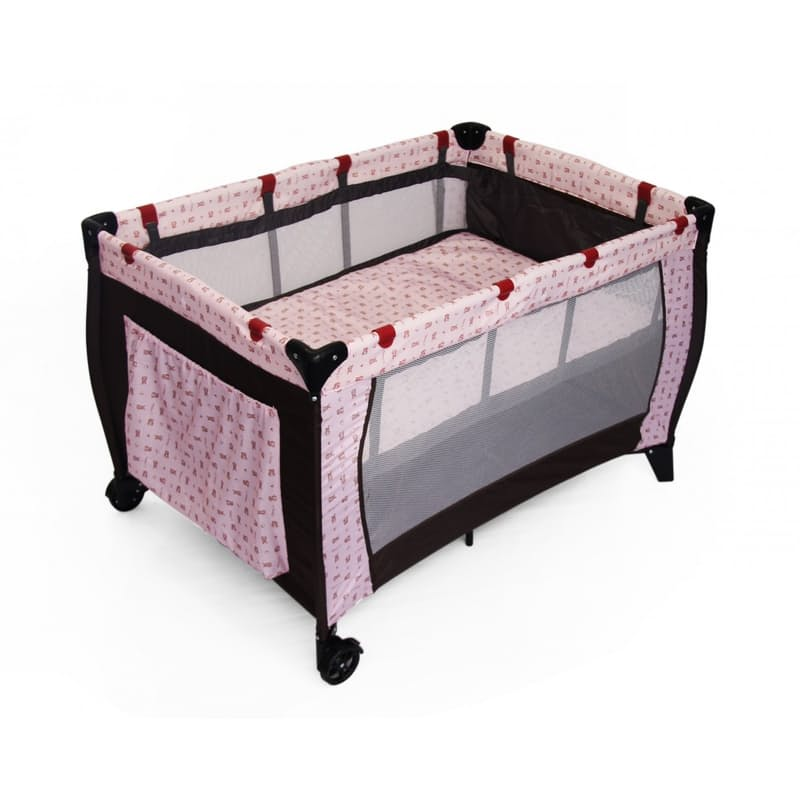 Multi-functional Camp Cot with Changing Station