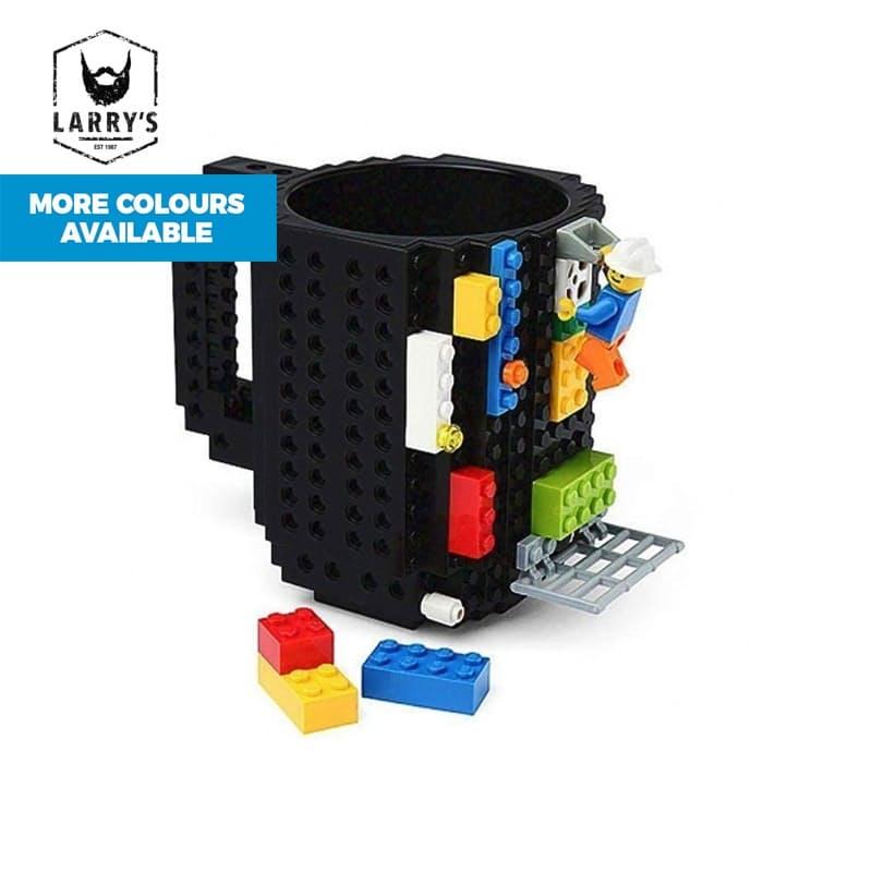 Build-On Bricks Mug (More Colours Available)