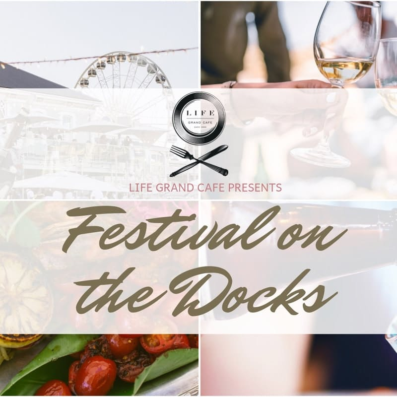 Festival on the Docks Boschendal Sunset Cruise including Drinks Tastings, Canapes, Entry to the Festival and Live Entertainment per Person