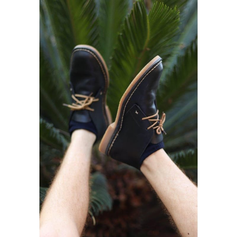 Unisex Genuine Leather Vellies or Brogues