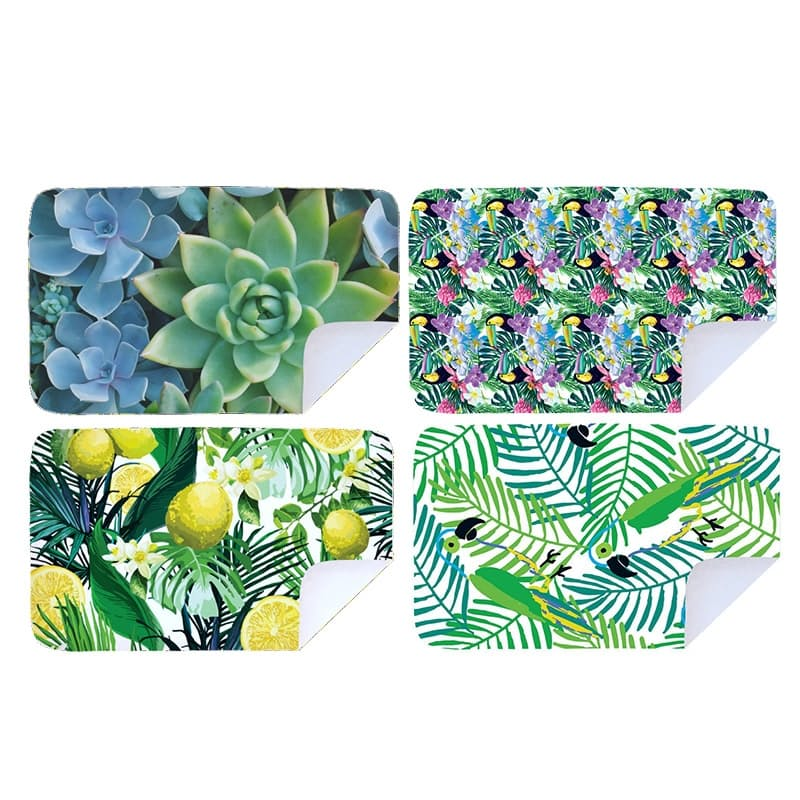 Printed Microfibre Large or Extra Large Beach Towel