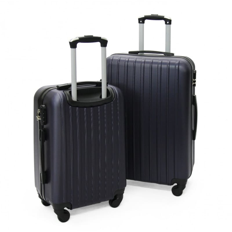 2 Piece or 3 Piece Garnet Luggage Sets